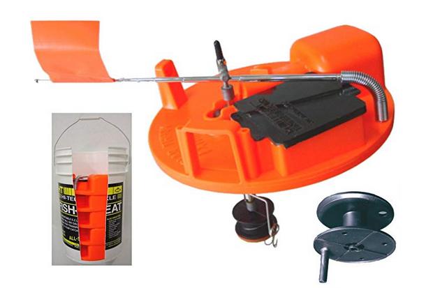 HT Polar Therm Extreme Tip-Up, Orange
