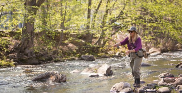 womens fishing hats