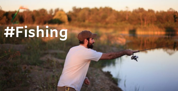 hashtags for fishing