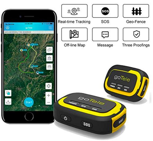 gotele gps tracking device