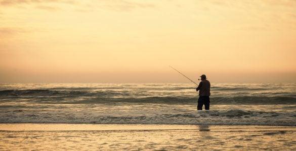 surf fishing waders