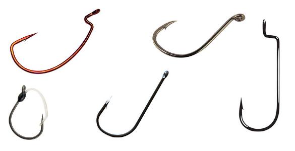 bass fishing hooks
