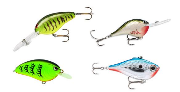 bass fishing crankbaits