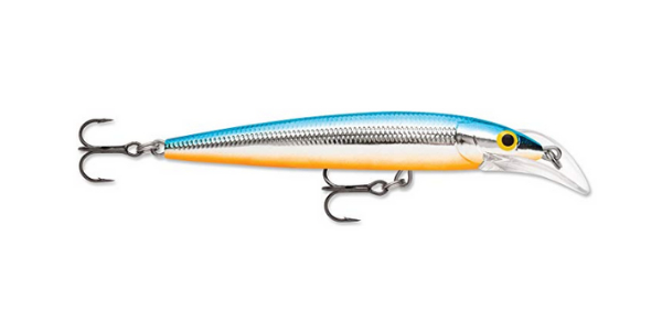 rapala scatter rap deep husky jerk lure