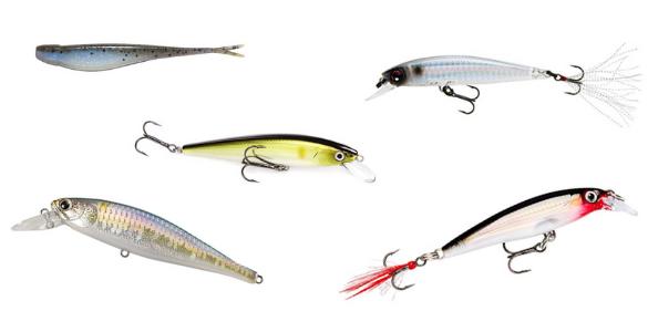 jerkbaits for bass fishing