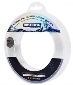 kastking durablend monofilament surf leader line