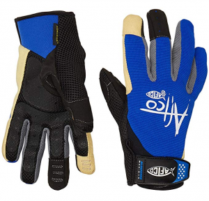 AFTCO bluefever release fishing gloves