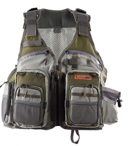 Anglatech fly fishing vest pack