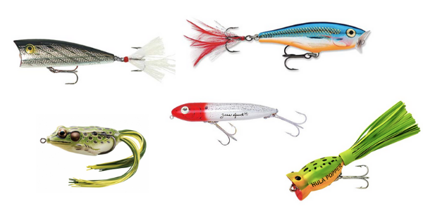 Best Topwater Bass Lures | Fishmasters com