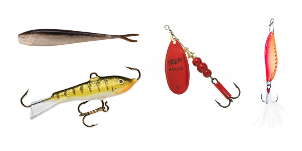 Best Perch Lures | Fishmasters com