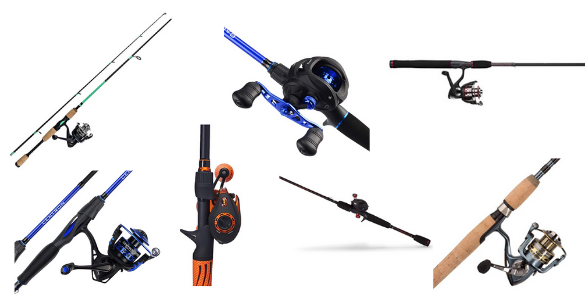 best rod and reel combos for bass