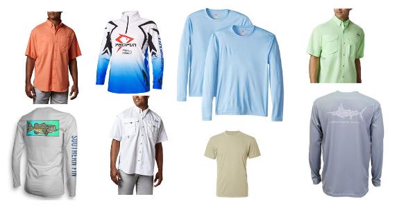 uv fishing shirts