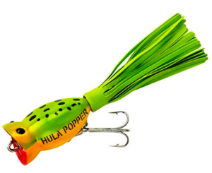 arbogast hula popper lure