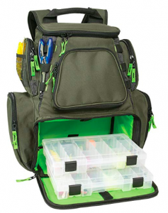 wild river multi-tackle large fishing backpack