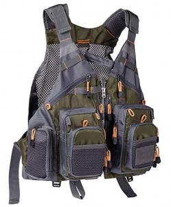 bassdash strap fishing vest