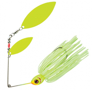 booyah pikee spinnerbait pike lure