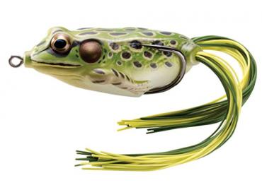 livetarget hollow body frog lure