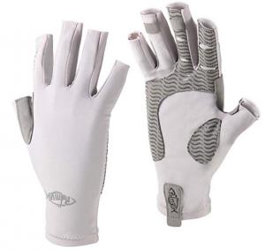 palmyth uv protection fishing fingerless gloves