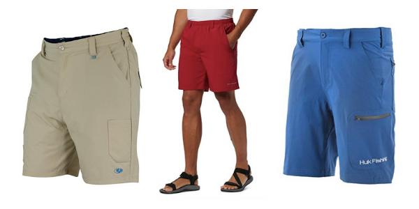 best fishing shorts