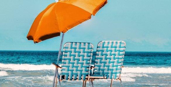 beach umbrellas for fishing