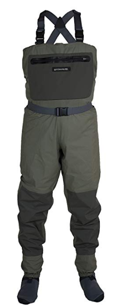 compass 360 deadfall breathable chest waders
