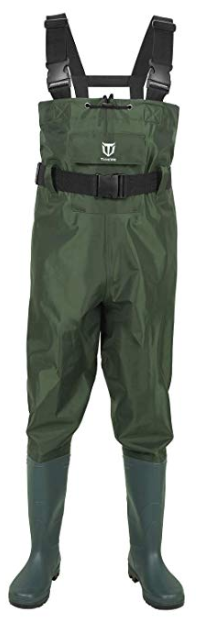 tidewe bootfoot chest waders