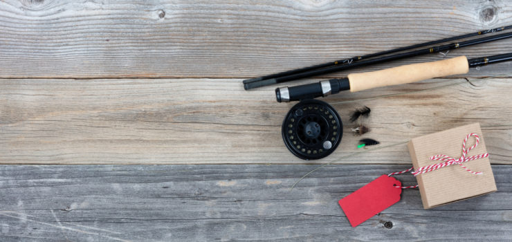 a fishing rod for gift