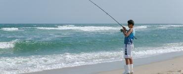 fishing sandy hook beach new jersey