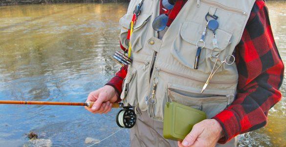 quality fishing vest