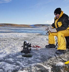 ice fishing gear list