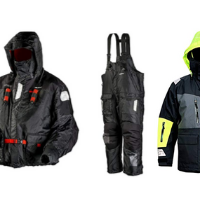 best ice fishing suits