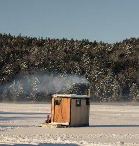 iowa ice fishing