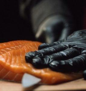 fishing fillet glove
