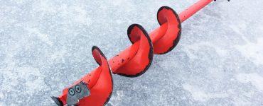propane ice augers