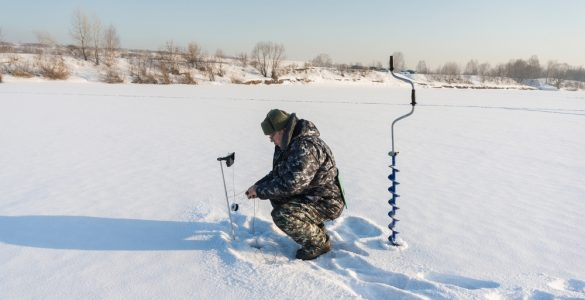 ice fishing camera