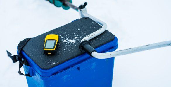 ice fishing flashers