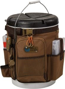 Wild River by CLC Tackle Tek Rigger Lighted Bucket Organizer