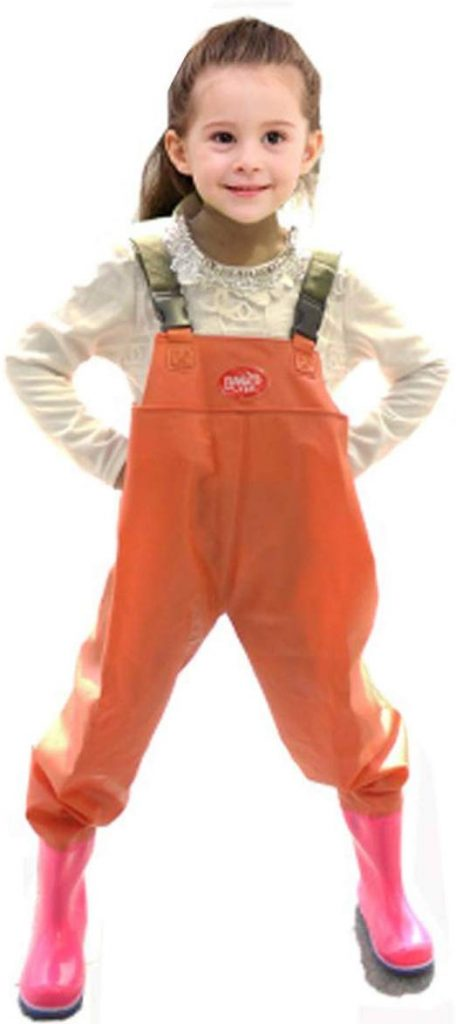 XMRS Kids Candy Color Chest Waders