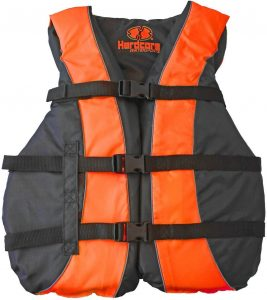 Hardcore Water Sports High Visibility USCG Approved Life Jackets