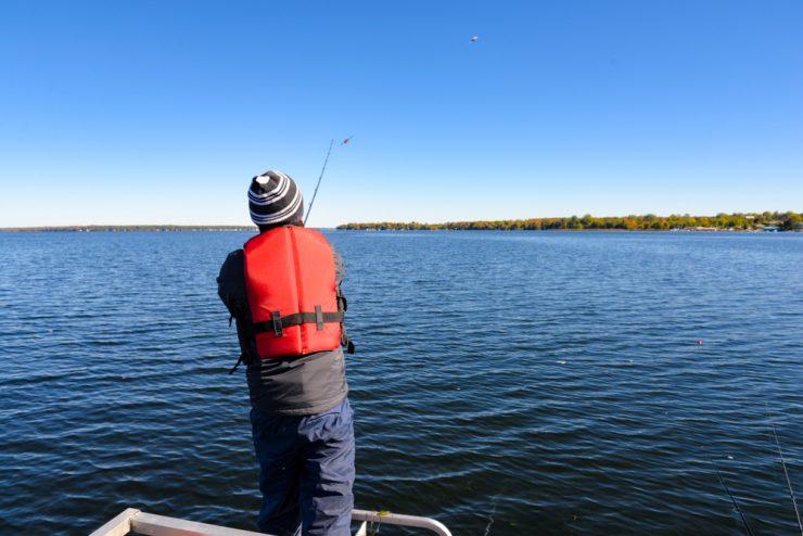 fishing life jackets