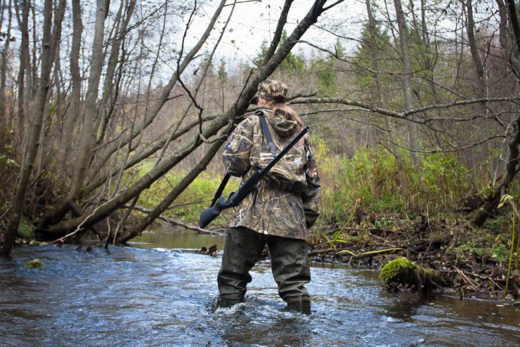 duck hunting waders