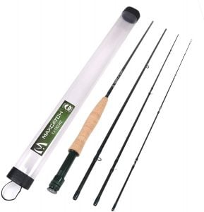 M MAXIMUMCATCH Maxcatch Extreme Graphite Fly Fishing Rod