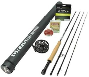 Orvis Clearwater Fly Rod Outfit