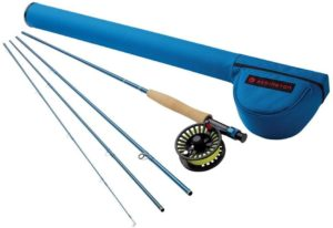 Redington Crosswater Fly Fishing Combo Kit