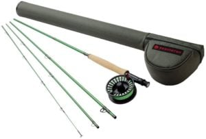 Redington VICE Fly Fishing Outfit - Fly Rod and Reel Combo