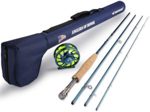 KastKing Anglers of Honor Fly Fishing Rods & Combos