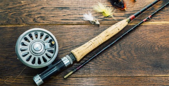 fly fishing combos