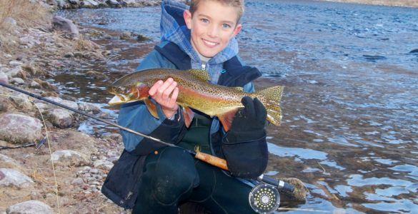 kids fly rods and reels