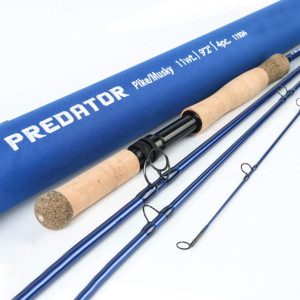 M MAXIMUMCATCH Maxcatch Predator Saltwater Fly Fishing Rod