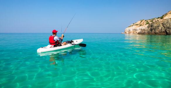 kayak fish finder